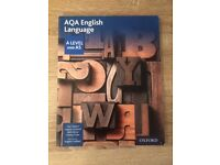 AQA AS and A-level English language textbook
