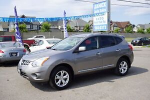 2011 Nissan Rogue SV ACCIDENT FREE | R.CAM | ALLOYS