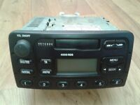 Ford Radio Cassette Player 4000