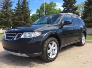 2009 Saab 9-7x, AUTO, AWD, LEATHER, ROOF, $6,500