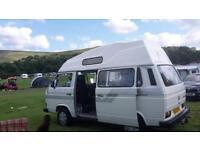 VW T25 1.9TD Camper Van
