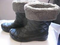 Crocs women's multi rain/winter boots