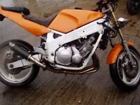 Yamaha FZR600 Breaking for spares only x 2