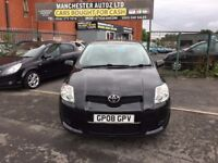 Toyota Auris 1.4 VVT-i T3 5dr ONE FORMER KEEPER,2 KEYS,