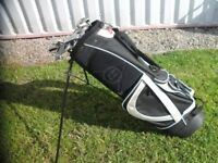 Dunlop MAX Stand bag with Misc Putters