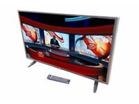 "LG 32"" LED TV, FREE VIEW ,USB"
