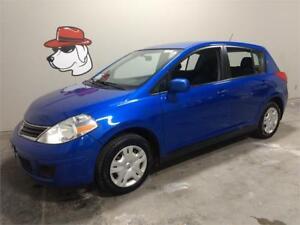 2012 Nissan Versa 1.8 S  ***Located in Owen Sound***