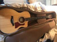 Taylor 214ce - Good Condition! Needs a little work so discount price.