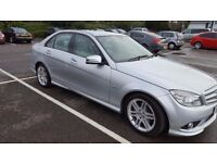 Mercedes C200 CDI Sport Blue Efficiency