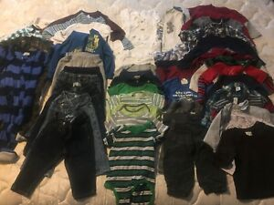 Boys Clothing Lot size12-18 months for Fall/Winter