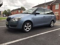 2009 Skoda Fabia 1.2 Estate Petrol