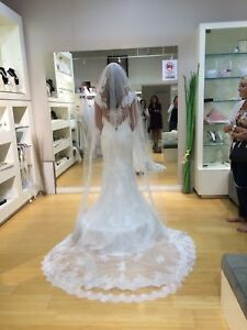 Wedding dress $500