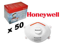 50 x wholesale Honeywell filter mask Medium/Large ffp3 Valve & Facial seal Build