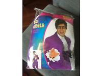 Austin Powers Fancy dress Medium New