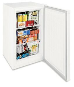 High Efficiency 3 cubic ft Upright Freezer Like New!