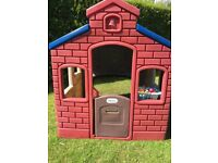 Little Tikes Town House - good condition