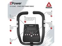 Reebok ZPower Cross Trainer NEW 2 months warranty delivery availabe