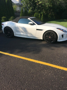 2017 JAGUAR F TYPE LEASE TAKE OVER
