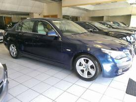 BMW 520 2.0TD Auto 2009 d SE Business Edition