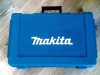 Makita Cordless Driver Drill Case
