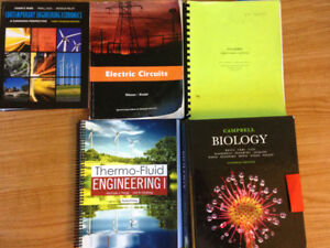Engineeirng Textbooks