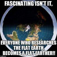 FLAT EARTH!