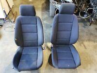 bmw e36 coupe full set of seats