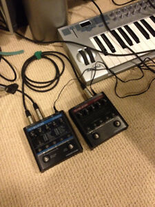 Effects and amp to sell.