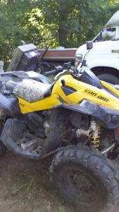 2010 Can-Am Renegade XXC