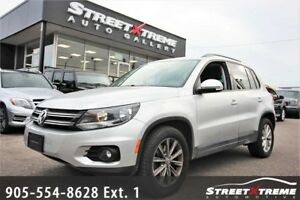 2014 Volkswagen Tiguan Comfortline|ALL WHEEL DRIVE|BLUETOOTH|AUX