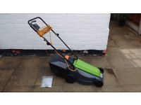 900W electric rotary mower - working order - Performance PWR900RMC