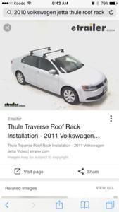 Volkswagen roof racks