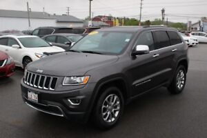2014 Jeep Grand Cherokee LIMITED JUST REDUCEDq