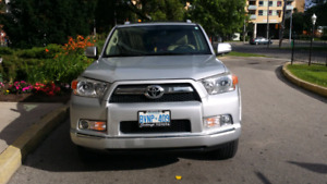 Selling 2010 Toyota 4Runner well kept. $26000