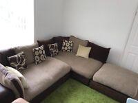 DFS Madison Corner Sofa Suite