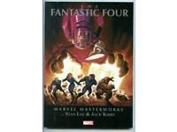 The Fantastic Four Marvel Masterworks Vol 5