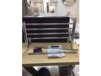 SAMUEL HEATH - Xenon Towel Shelf - CHROME