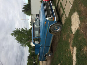 Classic Beauty 1970 Ford Custom Sport  $9500.00 OBO