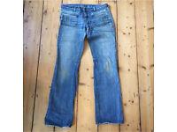 Diesel Ladies Jeans, Size 31