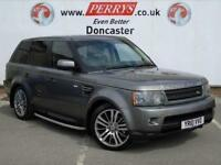 2010 Land Rover Range Rover Sport 3.0 TDV6 HSE 5 door CommandShift Diesel Estate