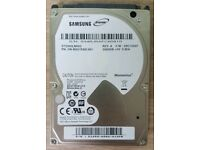 Samsung 2tb internal 2.5 hard drive