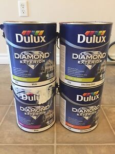 FULL - HIGHEST QUALITY Exterior Paints