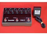 Eventide Space Reverb Multi-Effect Pedal £410