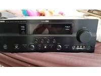 Yamaha dsp-ax763 home cinema amplifier