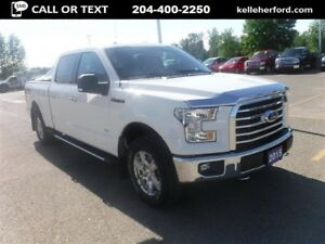 2015 Ford F-150 XTR SuperCrew 4x4 3.5L EcoBoost
