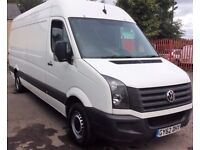 **WEEKEND SALE ONLY** VOLKSWAGEN CRAFTER LWB!! **ARCTIC COMMERCIALS**