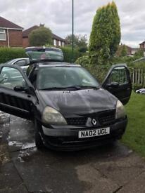 Renault Clio 16 v 1.2