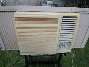 Panasonic Window Mount Air Conditioner - 7800BTU