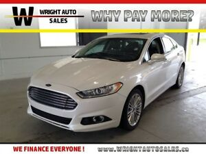 2014 Ford Fusion SE|AWD|SUNROOF|LEATHER|73,652 KMS