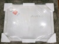 Pearlstone shower tray brand new